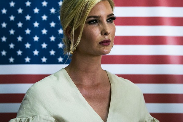 Ivanka Trump, assistant to President Donald Trump, has not been able to escape her last name. Now fully embracing it, Mrs. Trump has taken on a public figure role largely left empty by First Lady Melania Trump. Mrs. Trump traveled to Argentina, Colombia, and Paraguay to promote the newly formed Women GDP initiative, and to announce an increase in U.S. funding of women-owned small businesses in Latin America.  Ivanka Trump, assistant to U.S. President Donald Trump, listens during a visit to a center for Venezuelan migrants, in Cucuta, Colombia, on Wednesday, Sept. 4, 2019.